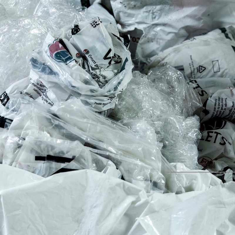Glenuig-Inn-Packaging-Take-Back-Plastic