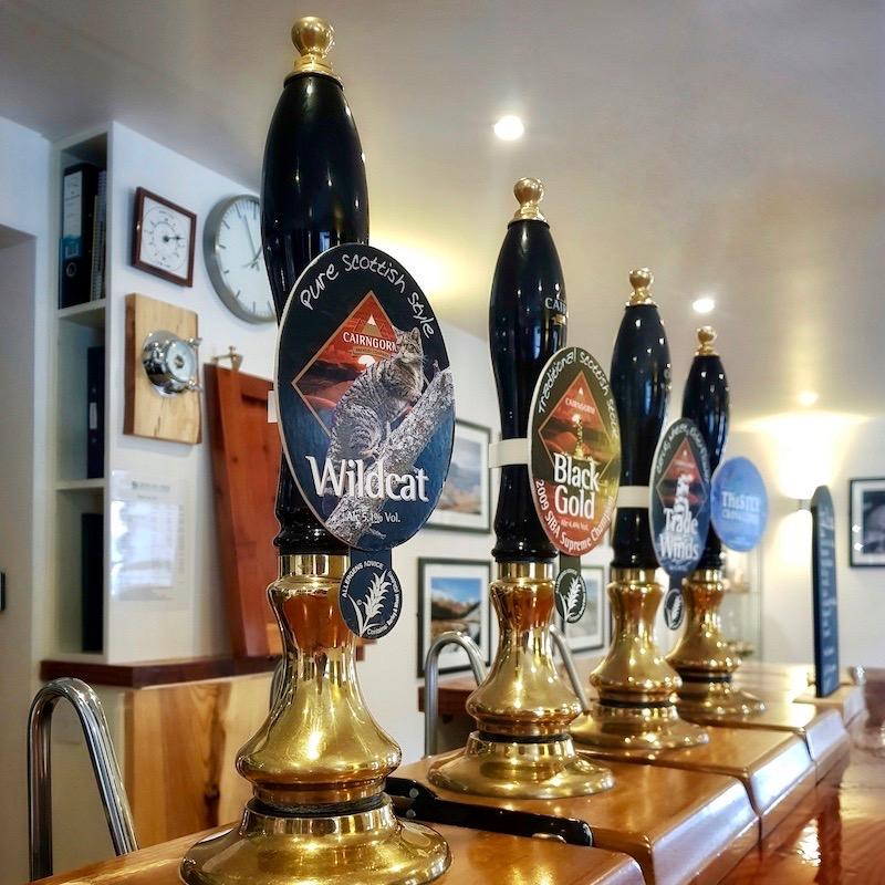 Glenuig Inn Real Ale