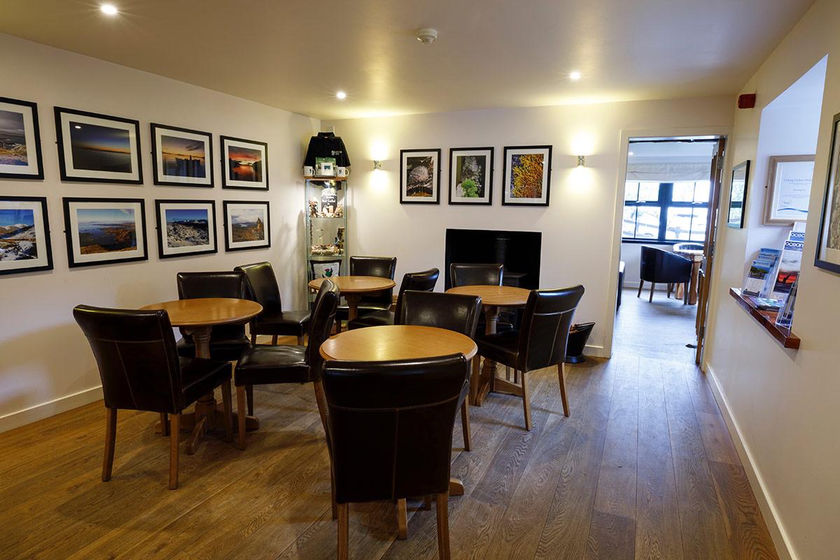 Glenuig Inn - west coast scotland drink